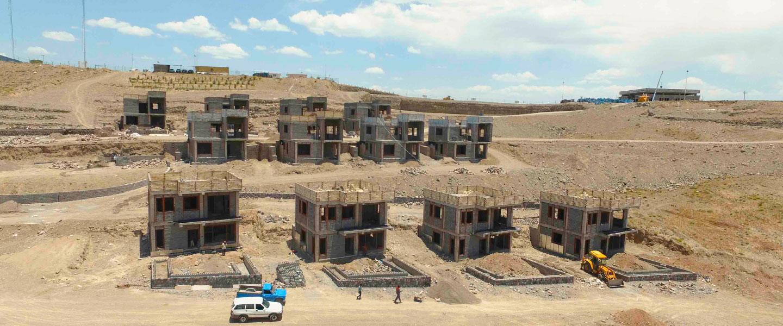 پروژه هتل و مجموعه گردشگری بافت
