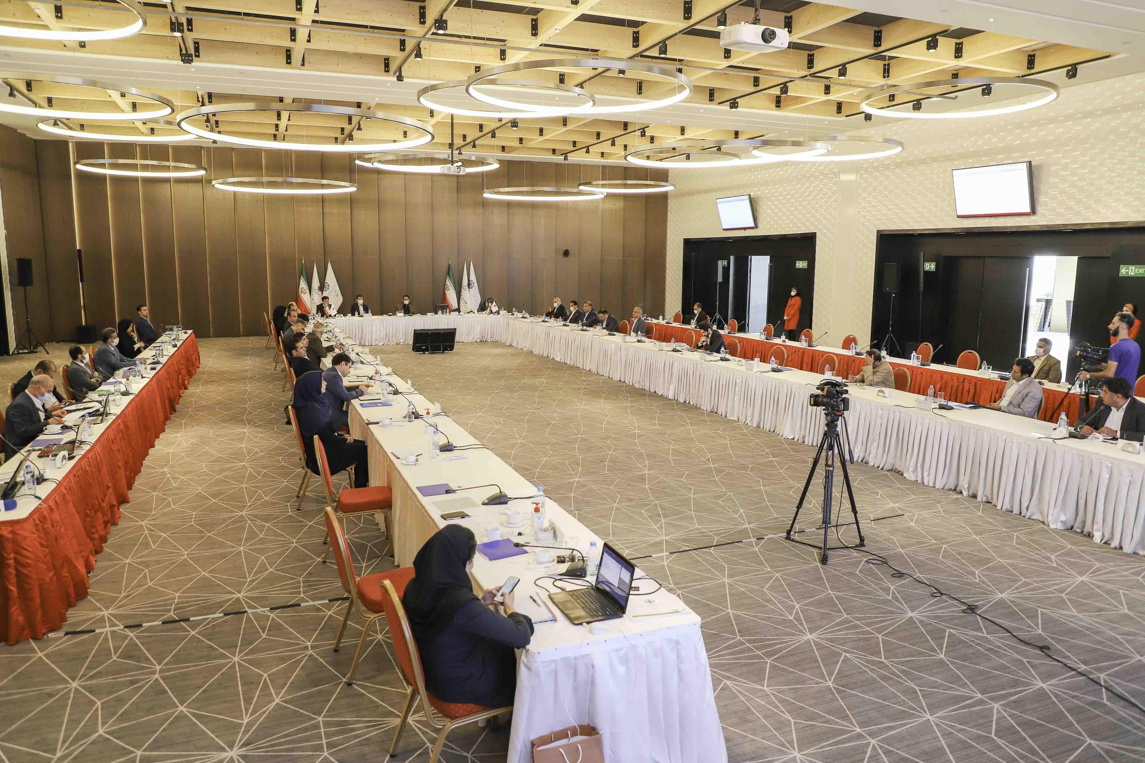 نشست مدیران شرکت های هلدینگ سمگا-تیر1399