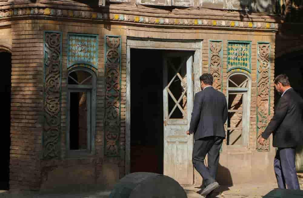 بازدید مدیرعامل محترم سمگا از گراند هتل قزوین